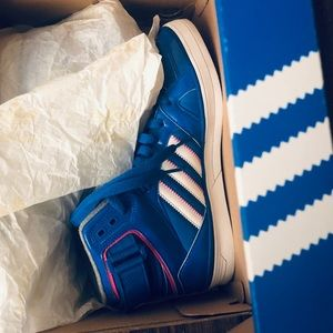 Adidas high tops sneakers - Special edition Rare!